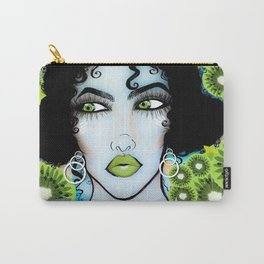 KIWI QUEEN Carry-All Pouch