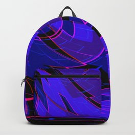 Electronic Dance Floor Backpack