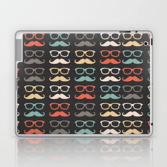 Mustache Life  Laptop & iPad Skin