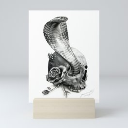 COBRA Mini Art Print