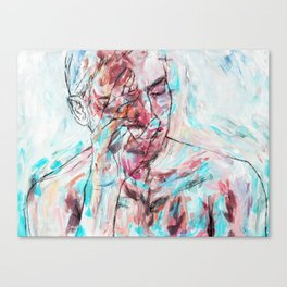 Unfazed Canvas Print