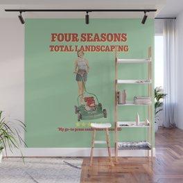 Four Seasons Total Landscaping Wall Mural