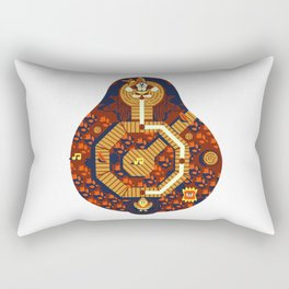 Overworld: Fall Rectangular Pillow