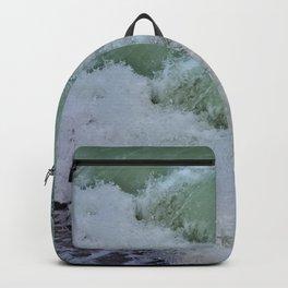 Aquamarine Waves Backpack