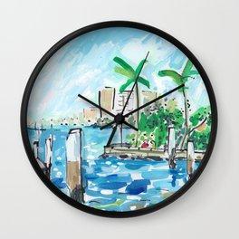 Beare Park Wall Clock