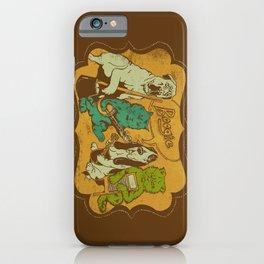 Boogie iPhone Case