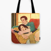 gaming Tote Bags featuring Gaming by DakotaLIAR