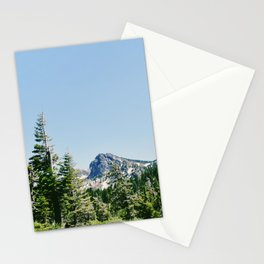Hiking through the Trees Stationery Cards