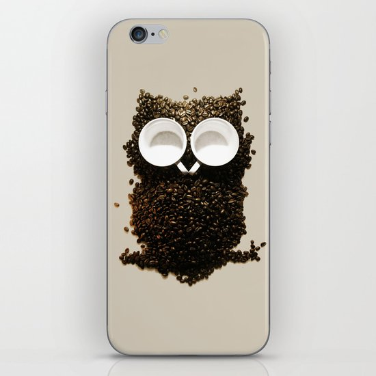 Hoot! Night Owl! iPhone Skin