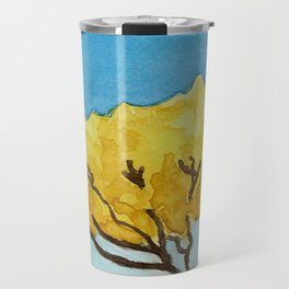 ipê amarelo Travel Mug