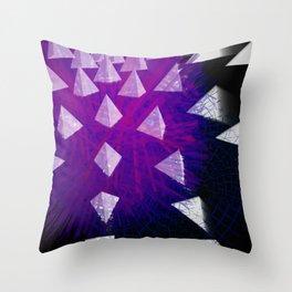 Romanesco 2018 11 22 Throw Pillow