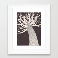 penis Framed Art Prints featuring Penis envy by Godpipo's cravings