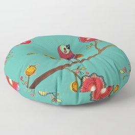 i can ear music 3 Floor Pillow