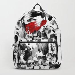 Humans Backpack