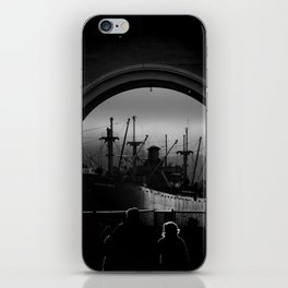 The SS Jeremiah O'Brien iPhone Skin
