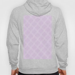 Double Helix - Light Purples #367 Hoody