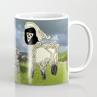 lamb Mugs featuring Lamb by Knot Your World