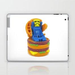 Big Burger Robot Laptop & iPad Skin