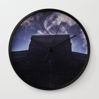 halo Wall Clocks featuring Halo by Eye of Ardon