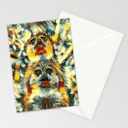 AnimalArt_Meerkat_20171003_by_JAMColorsSpecial Stationery Cards