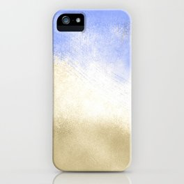 Ocean Waves Abstract iPhone Case