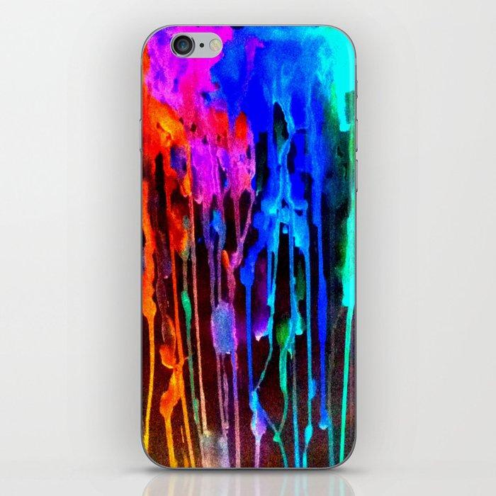 Memoryscape : Colors Series 4 iPhone Skin