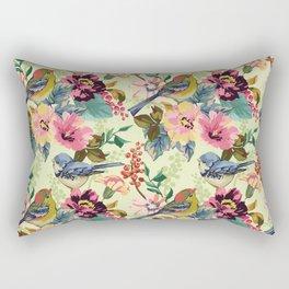 Wild Birds Rectangular Pillow
