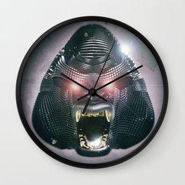 Cyborg Gorilla Wall Clock