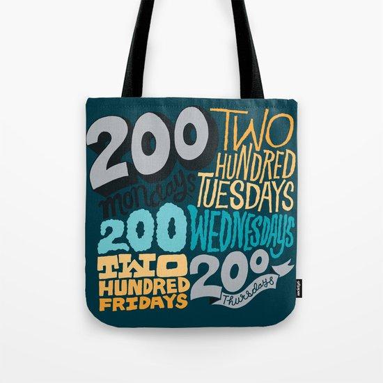 1000  Tote Bag