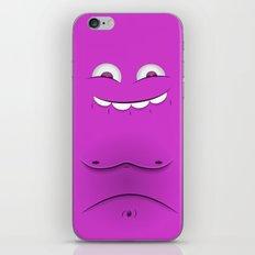 Faces V2 iPhone & iPod Skin
