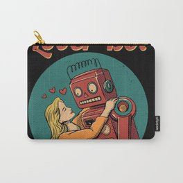Lover Bot Carry-All Pouch