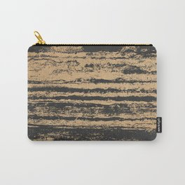 Marble Black Gold - N.O Carry-All Pouch