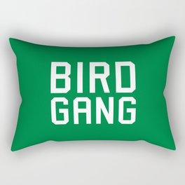Bird gang Rectangular Pillow