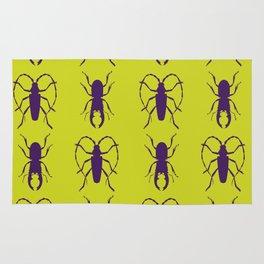 Beetle Grid V5 Rug