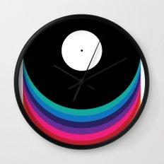 Happy Music Wall Clock