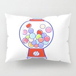 Gum Ball Machine Pillow Sham