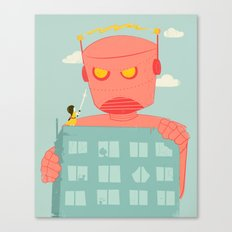 Yoshimi Revisited Canvas Print