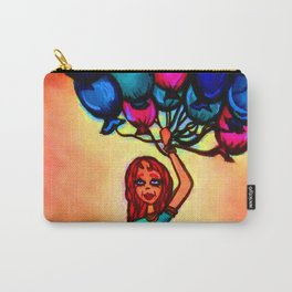 Follow your wildest dreams Carry-All Pouch