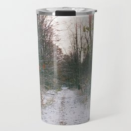 Winter Woods Travel Mug