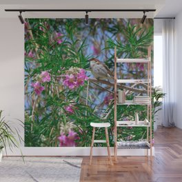 Hello Spring! Wall Mural
