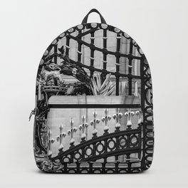 Buckingham Palace Gates Backpack