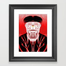 SAUD I ROYAL Framed Art Print