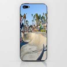 Venice Skate Park iPhone & iPod Skin