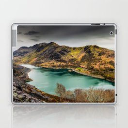 Llyn Peris Snowdonia Laptop & iPad Skin