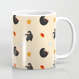 Niffler. Fantastic beasts and where to find them. Coffee Mug