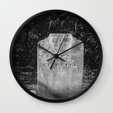 Known in eternity  Wall Clock