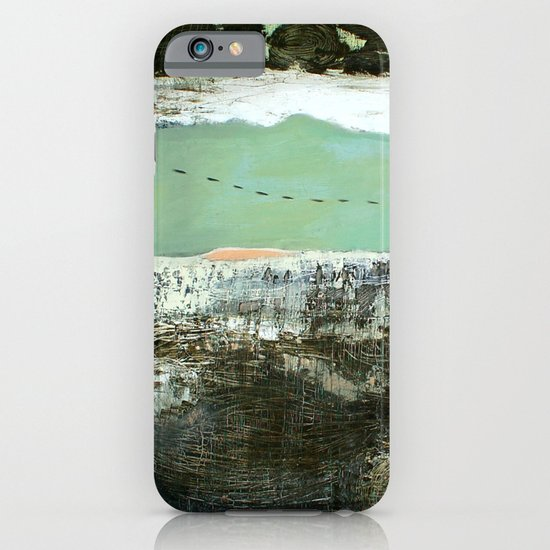 torn iPhone & iPod Case