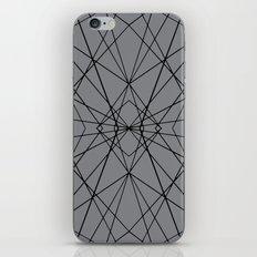 Snow Flake iPhone & iPod Skin