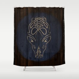 Skyrim Shower Curtains