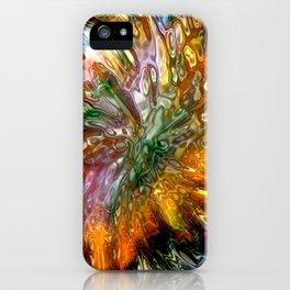 liquid Twist iPhone Case